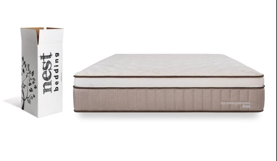 Nest Bedding Hybrid Latex Review