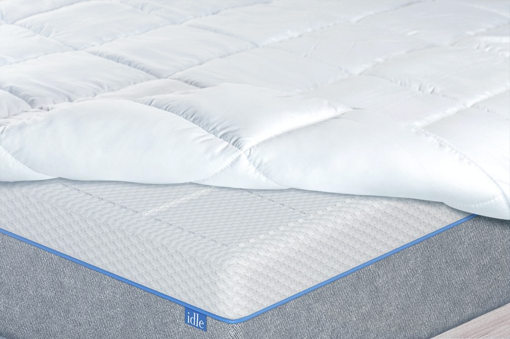 Idle Sleep Mattress Corner