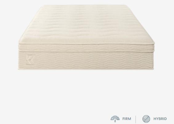 keetsa tea leaf classic mattress