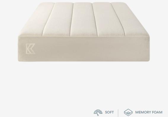keetsa tea leaf supreme mattress